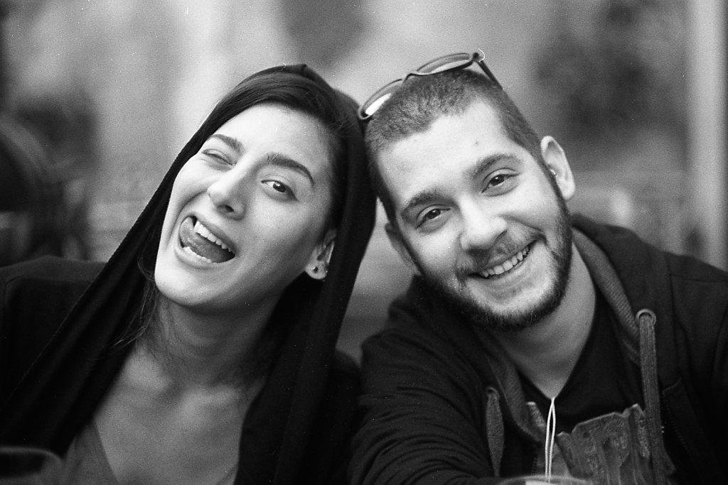 Hara & Nick